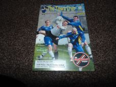 Leek Town v North Ferriby United, 2007/08